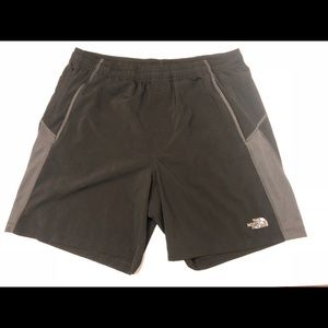 Men's Worn North Face Reactor Shorts